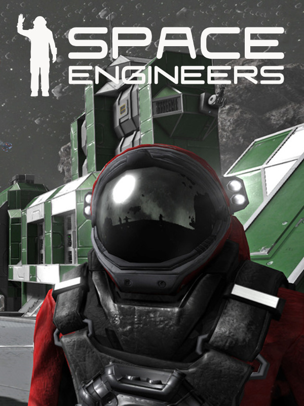 Space Engineers [v 1.195.018] (2019) PC | RePack от xatab