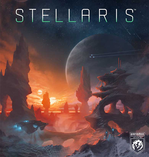 Stellaris: Galaxy Edition [v 2.8.1.2 (42688)+  DLC]